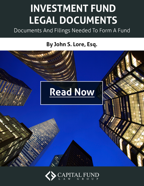 Investment Fund Legal Documents