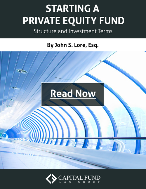 Starting A Private Equity Fund