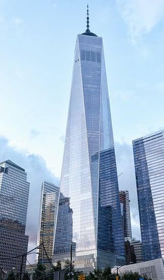 NY One World Trade Center,