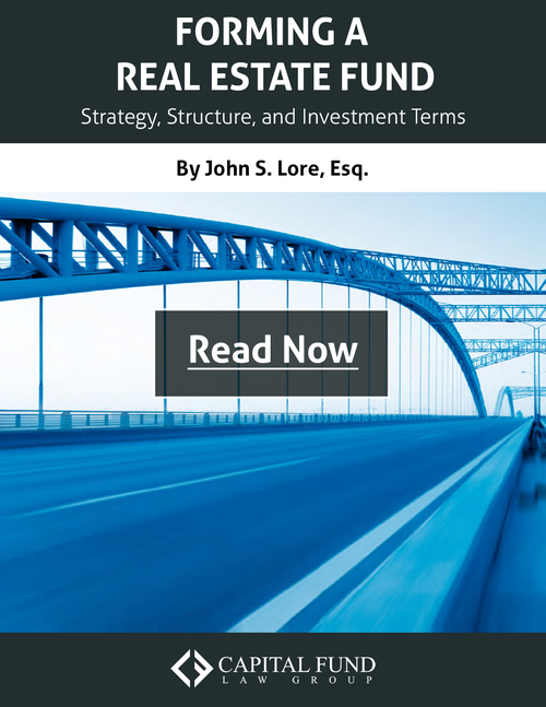 Forming a Real Estate Fund